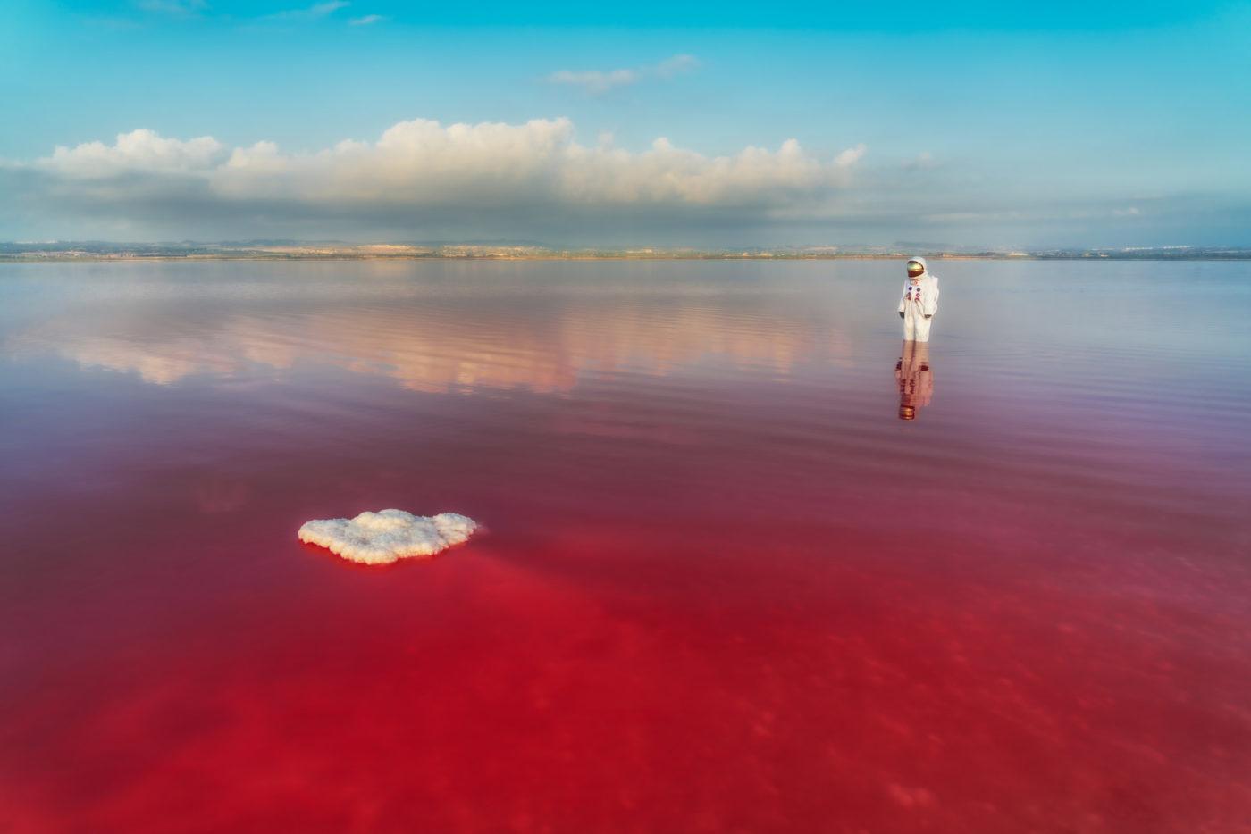 Jeremy De Backer JDB WTE Pink Lake 2