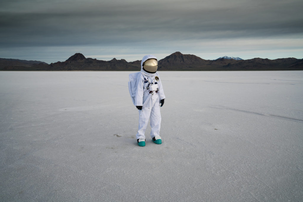 Jeremy De Backer JDB WTE Salt Flats first