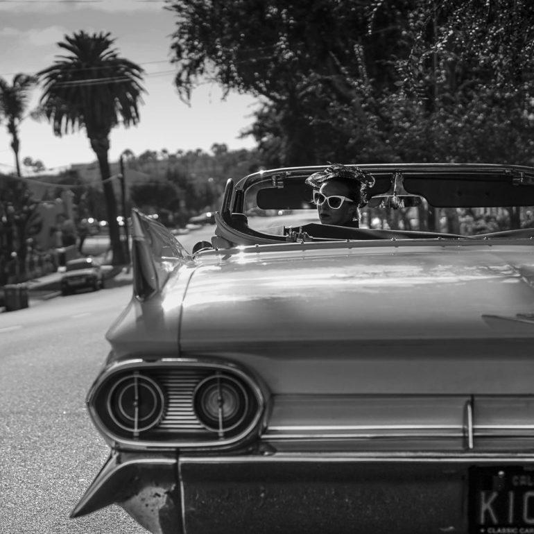 Jeremy De Backer JDB US Cliches LuNe Cadillac phares route bibi USA NB