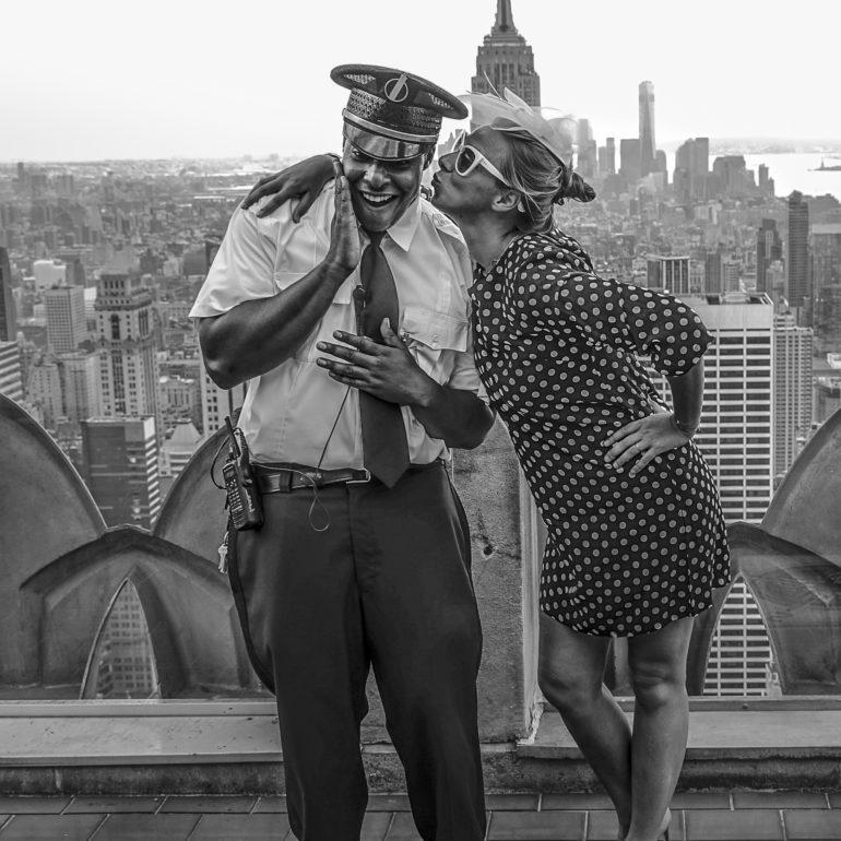 Jeremy De Backer JDB US Cliches Lune Bibi Empire flic noir New York USA V NB-4